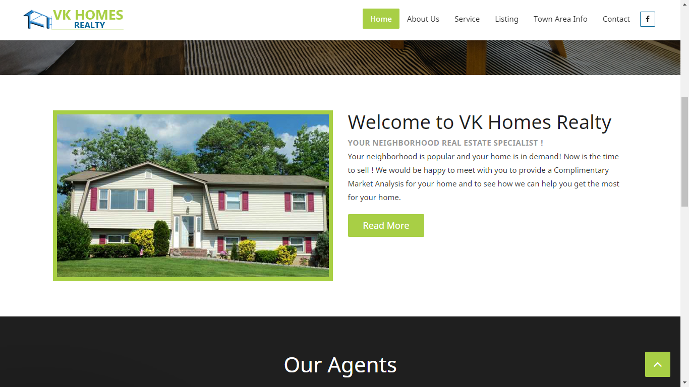 VK Homes Realty