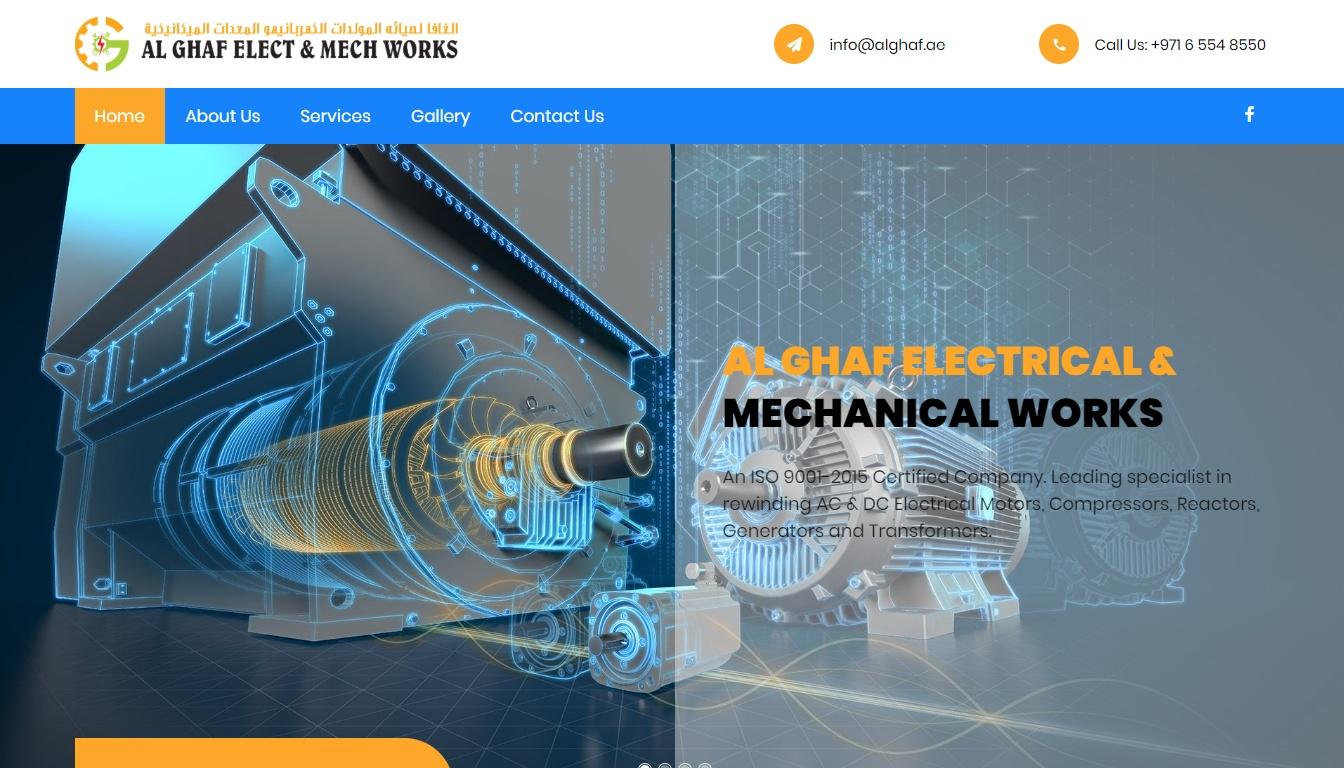 Al Ghaf Electrical & Mechanical Works